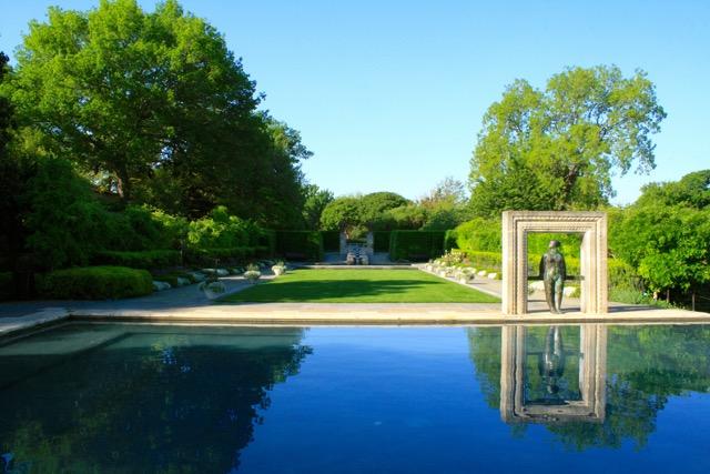 Dallas Arboretum Garden