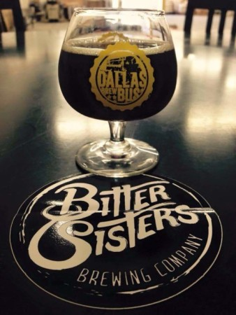 Dallas Brew Bus - Bitter Sisters