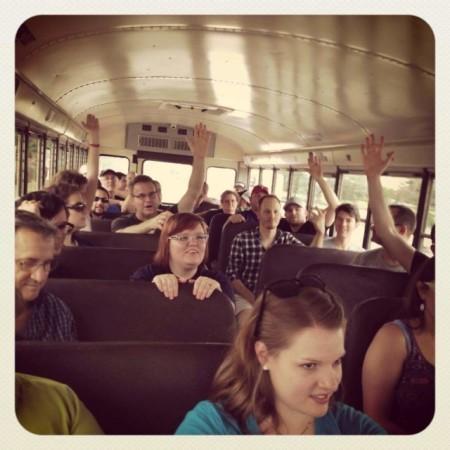 Dallas Brew Bus