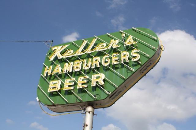 Keller's Hamburgers