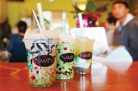 drinks from Bambu