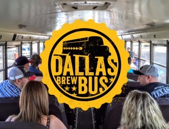 All Aboard the Dallas Brew Bus