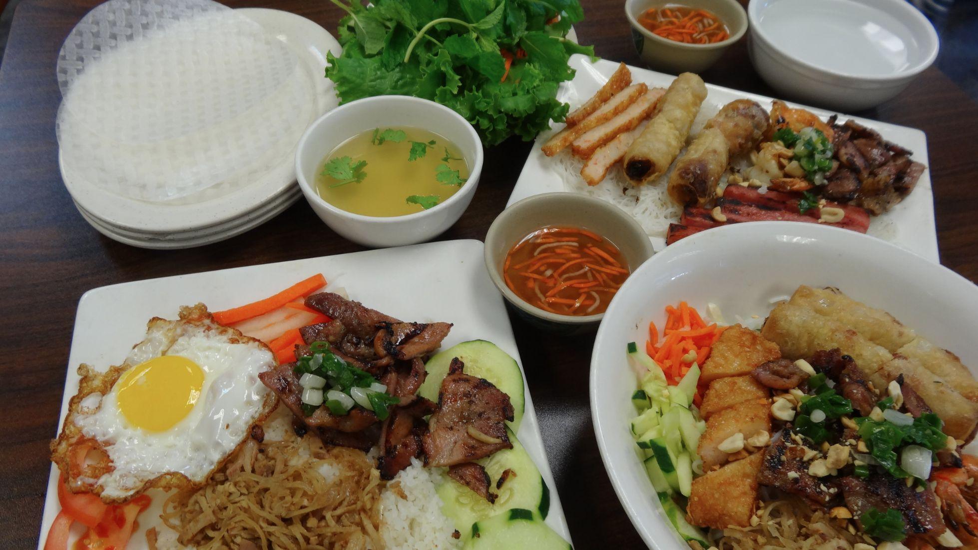 La Me Vietnamese Restaurant