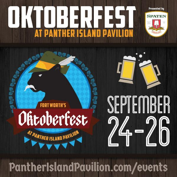Oktoberfest at Panther Island Pavillion
