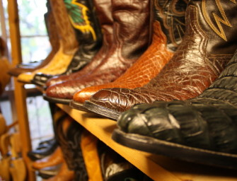 The Boot Whisperer of Wimberley, TX