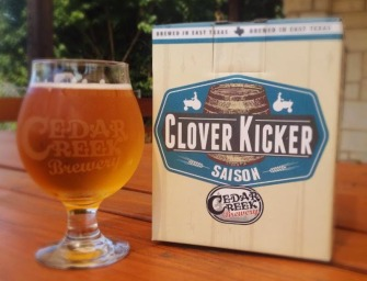 Cedar Creek's Clover Kicker