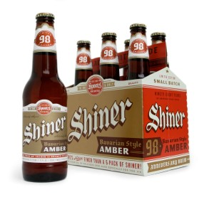 Shiner 98 six pack