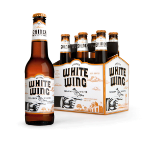 Shiner 104 - White Wing