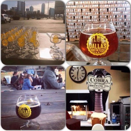 Dallas Brew Bus