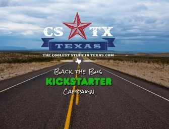 Back The Bus – CSTX Kickstarter Campaign