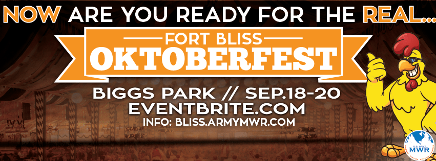 Fort Bliss Oktoberfest