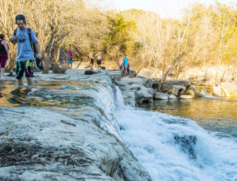 Austin Area Swimming Holes