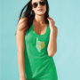 Tex-Irish Racerback Tank